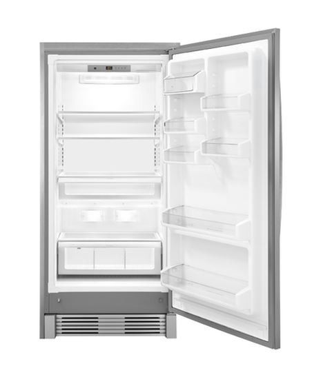 Frigidaire Gallery 19 Cu. Ft. All Refrigerator-Stainless Steel-FGRU19F6QF Appliances – Duluth, MN & Superior, WI