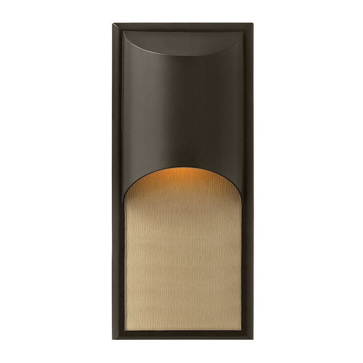 Cascade Tall LED Wall Sconce by Hinkley Lighting - http://www.lightopialed.com/cascade-tall-led-wall-sconce.html