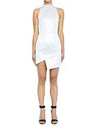 Nicholas Foil Jacquard High Neck Dress #davidjones #racewear #nicholas #autumnwinter2013