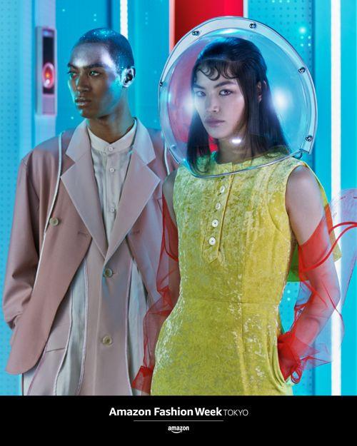 《プレゼント企画 本日18時応募締切》  AmazonFWT 2018A/Wで開催される「THEATRE PRODUCTS」「KEISUKEYOSHIDA」「ACUOD by CHANU」「THE Dallas」のファッションショーのチケット&オフィシャルバッグをプレゼント!