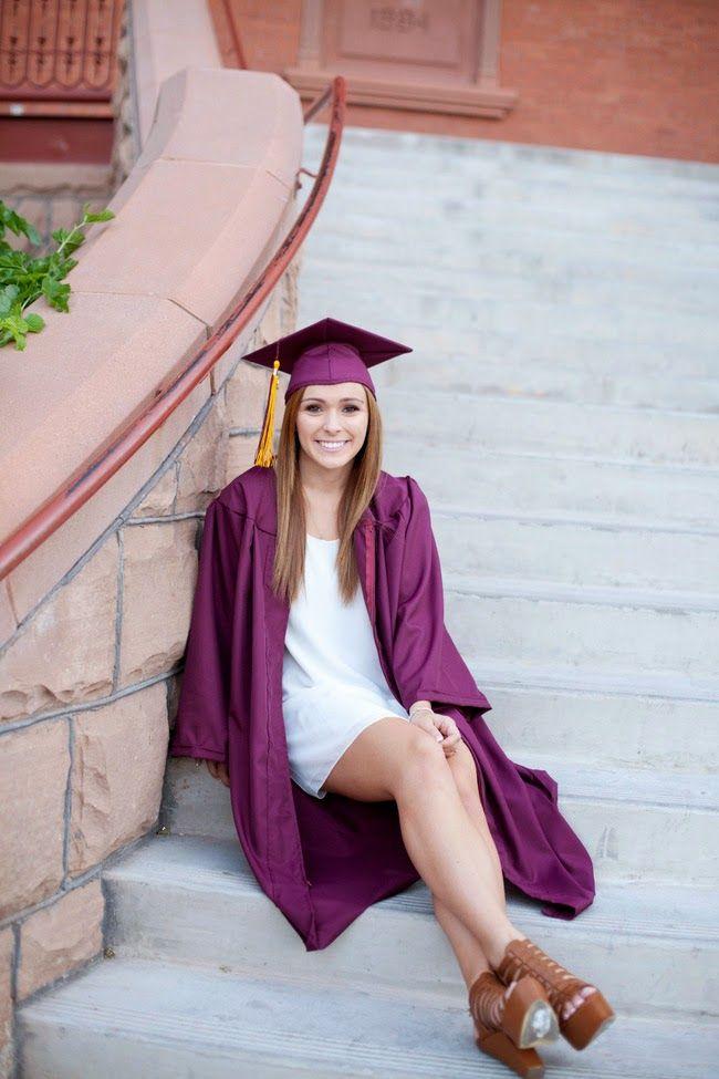 Classic & Bubbly by Stesha Jordan   A Personal Style and Beauty Blog : Stesha Jordan Photography   ASU graduation