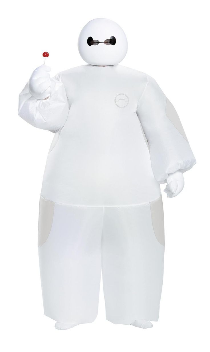Baymax White Inflatable Child