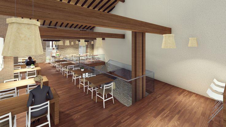NUEVO #Proyecto | Molino de Harina-Restaurante 🌾 Rememorando un antiguo oficio. #Arquitectura de raíces históricas