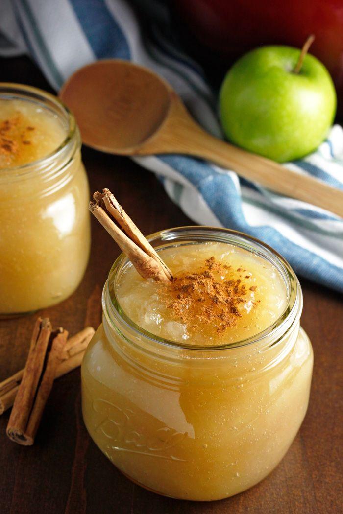 Диета яблочного пюре