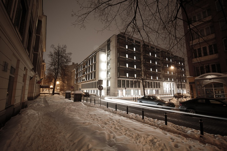 #Foksal Residence #Winter