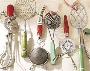 Superb Vintage Kitchen Gadgets I Love Finding Things Like This!