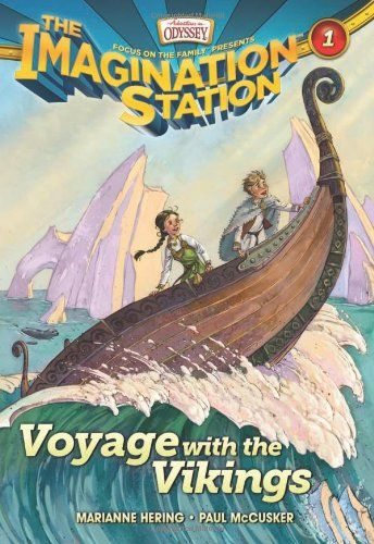 Imagination Station Book Series -Children's Christian Historical Fiction- Yes! Yes! And Yes! Love it! Read the first one aloud to my kids this wk for our #Truthquest lesson. I'm buying the rest ASAP! =)