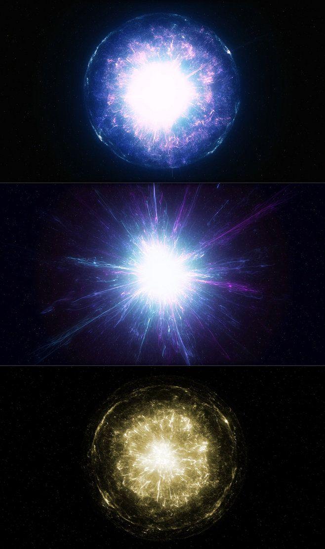Galactic Explosions,...@慧Amber采集到素材(799图)_花瓣平面设计