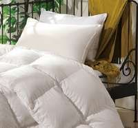 Goose Down Duvet Queen Size - White
