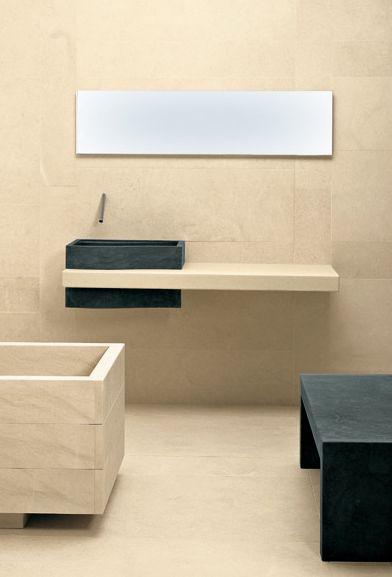 Piba Marmi   Jeanneret wash basin