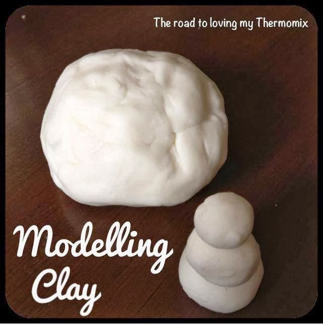 Modelling Clay | The Road to Loving My Thermo Mixer