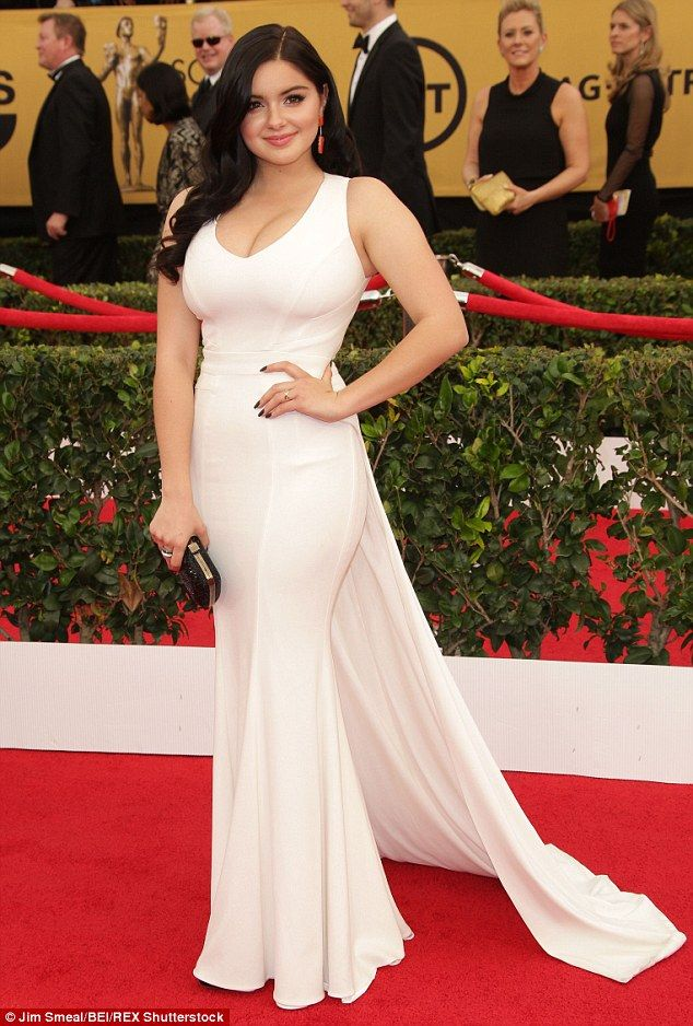 'A new person' Ariel, pictured in January at the Screen Actors Guild Awards, underwent bre...