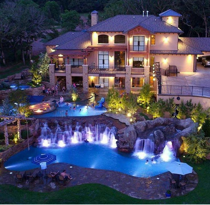 nice houses this is what my dream home would look like in the future i hope to - Nice Big Houses With Pools