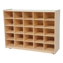 Wood Designs 25-Tray Colorful Mobile Storage Unit w/out Trays https://www.schooloutfitters.com/catalog/product_info/pfam_id/PFAM31565/products_id/PRO43038