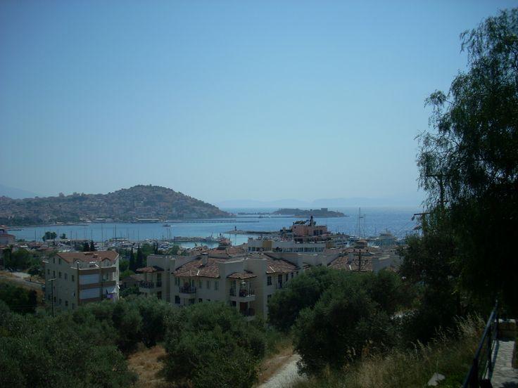 Kusadasi, Turkey. July 2009