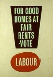 Labour Party Poster from 1959