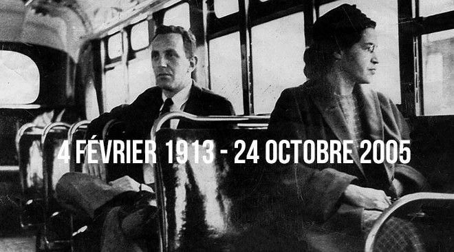 10 citations puissantes de Rosa Parks