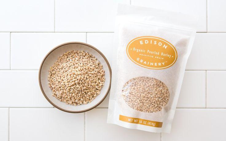 Edison Grainery Organic Pearled Barley x 2