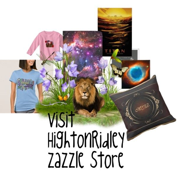 Take a look at HightonRidley Zazzle Store. HightonRidley Product by ziernor on Polyvore featuring art