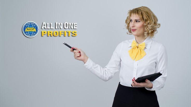 ALL IN ONE PROFITS Pomaga w Pozyskiwaniu Poleconych https://www.youtube.com/watch?v=c2eCyn7JJnQ