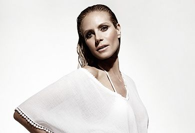 Interview: Heidi Klum on bikinis, beauty and bacon sarnies