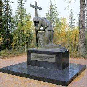 6. Venäläinen muistomerkki
