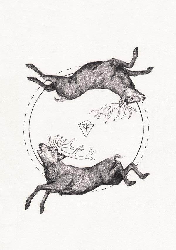 les dessins en mode �illuminati� de peter carrington art