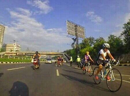 WCC Sunday Morning's Ride