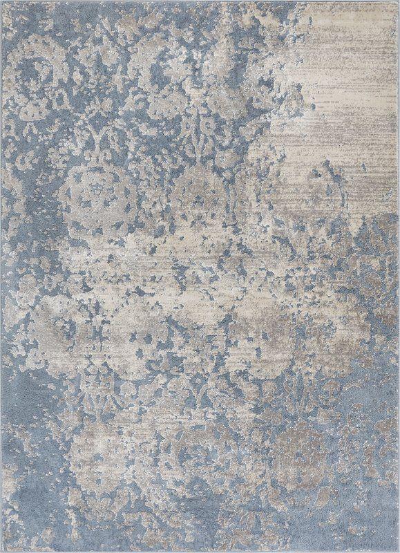 Teppich Pearl In Blau Grau Moderne Teppiche Teppich Teppich Grau