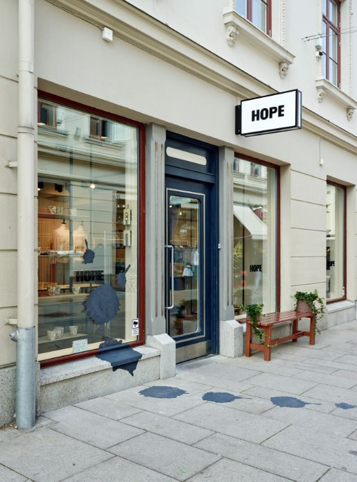 Hope Shop Gothenburg | Korsgatan 17