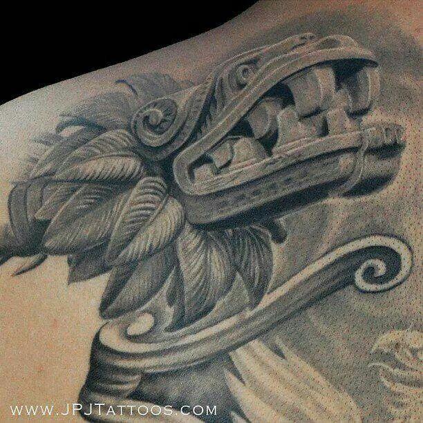 Quetzalcoatl. | tattoo | Pinterest