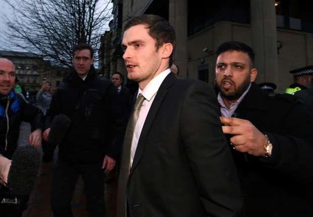 Adam Johnson appeals six-year prison sentence