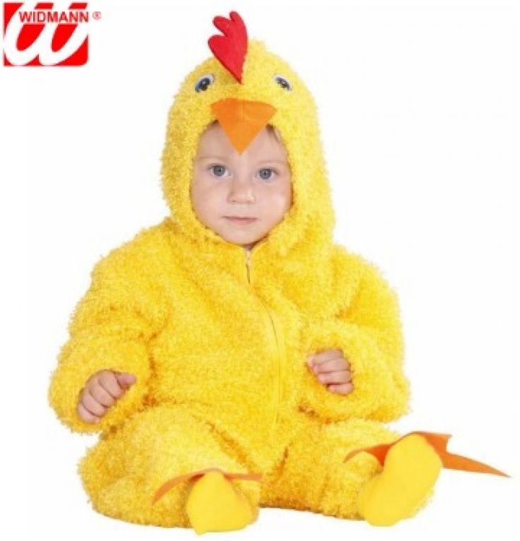 #Disfraz de Pollito infantil. #costume #babies http://www.leondisfraces.es/disfraz-de-pollito-infantil-producto-1570
