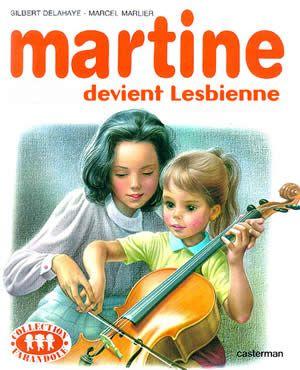 Martine devient lesbienne