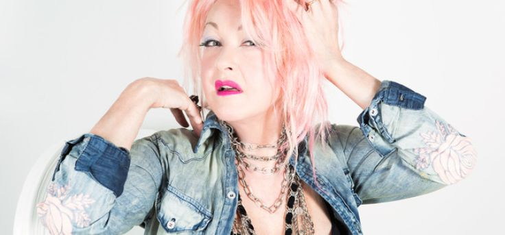Cyndi Lauper on Her Shoe Line That Supports LGBT Youth