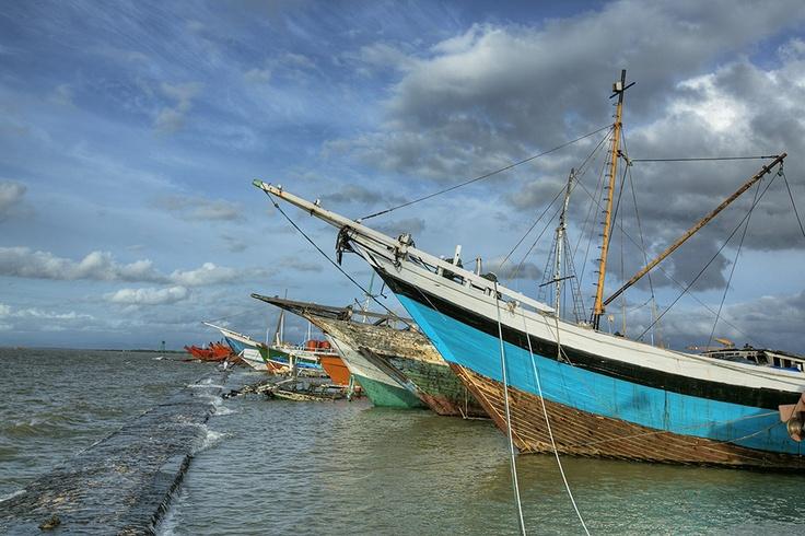 Paotere Makassar Indonesia