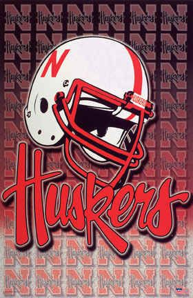husker football pictures and posters | NU- 22 Nebraska Cornhuskers