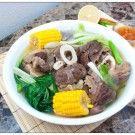 Bulalo (Beef Shanks with Bone Marrow Soup)