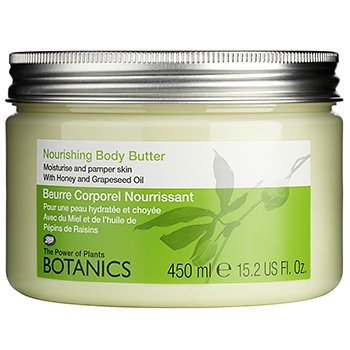 Boots Botanics Nourishing Body Butter 14.3 fl oz (425 ml)