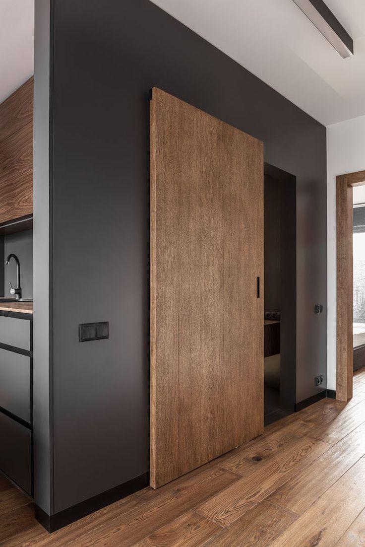Stylish décor in boyfriend style – interior design idea for men