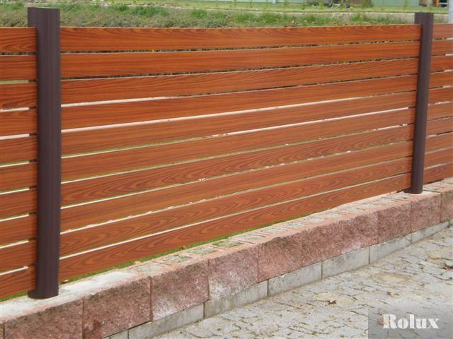 Plaňkový plot 4
