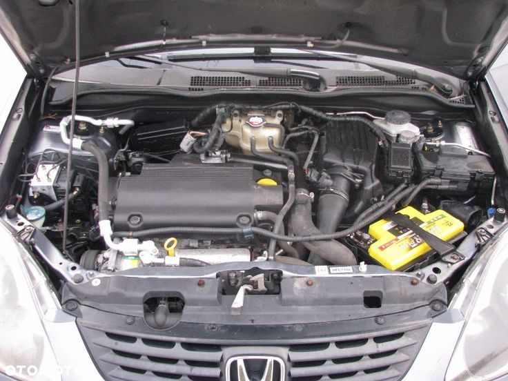Używane Honda Civic - 10 500 PLN, 175 200 km, 2004 - otomoto.pl