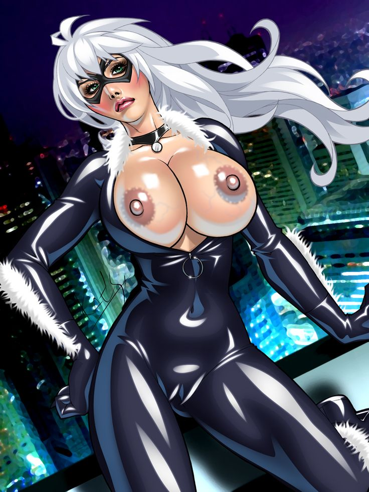 Black cat porn futa black cat felicia hardy porn felicia hardy porn black cat