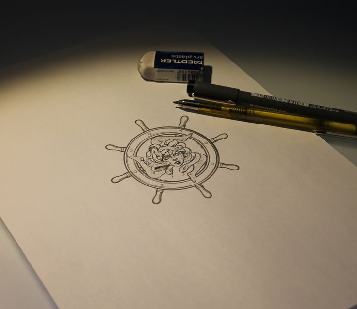#tattoo trinacria#tattoo sketch#tattoo timone#tattoo disegno#tatuaggio Sicilia