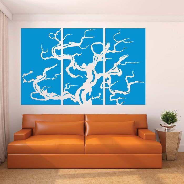 427 best Modern Wall Art Decals images on Pinterest Wall art