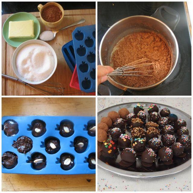Így készíts egy tábla csokit 100 forintból - házilag + recept (tej+ét)
