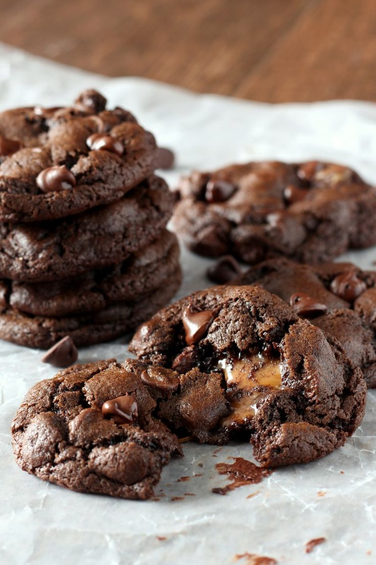 280 best cookies kekse brownies pralinen rezepte f r. Black Bedroom Furniture Sets. Home Design Ideas