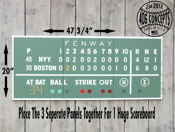 red sox score
