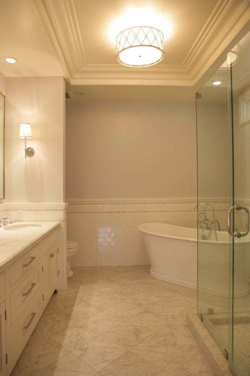 17 best ideas about corner tub on pinterest corner bathtub tub shower combo and corner bath - Bathroom remodel corner shower ...