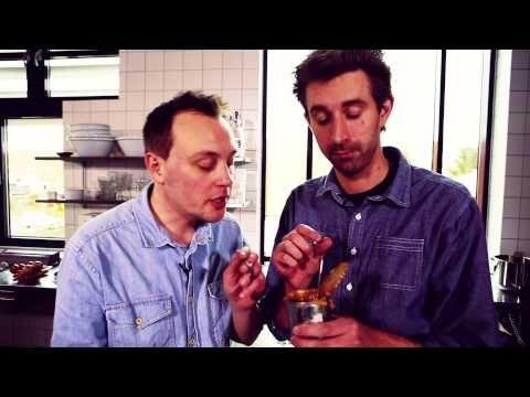 Trykkoger - Dulce de leche eller Lynkaramel-creme - YouTube